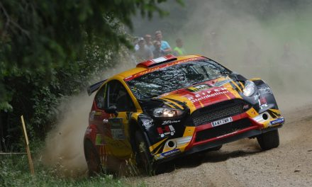 Favoritensieg beim Waldviertler Rallyesprint