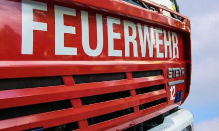 Traktorbrand in Wultschau