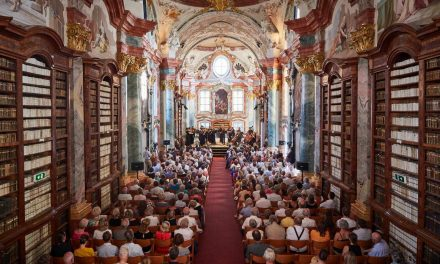 """Auserlesenes"" in Stift Altenburg"