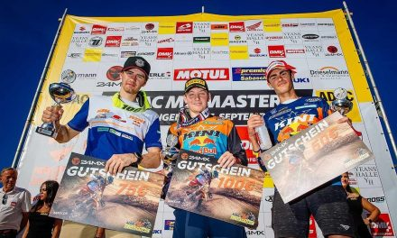 Rene Hofer – Tagessieg beim ADAC Youngster Cup