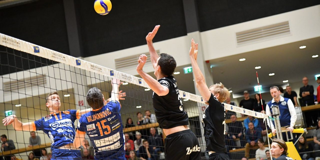 MEVZA Final Four in der Stadthalle Zwettl