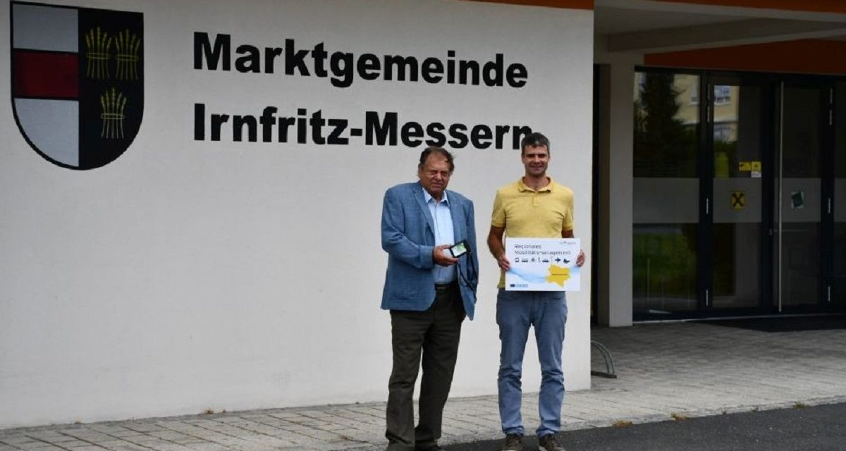 VOR Schnupperticket in Irnfritz-Messern