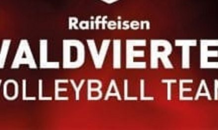 Höhenflug in das Jugendnationalteam der Volleyballer